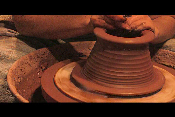 Video~How to throw a pottery pitcher