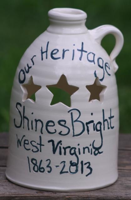 West Virginia Pottery