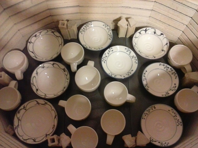 What do you mean you need to 'fire' your pottery in a 'kiln'?