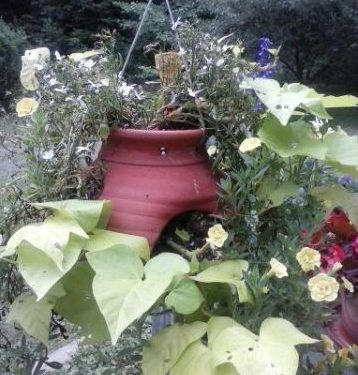 Strawberry Pot: Planter Ideas