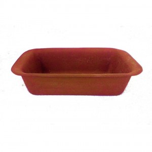 clay bread pan