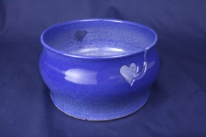 yarn bowl for knitting and crochet