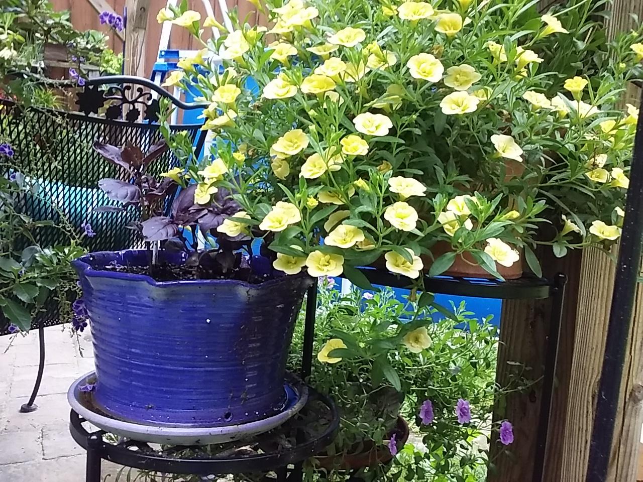 Flowerpots And Planters Ceramic Flower Pots Summer Hollow Pottery